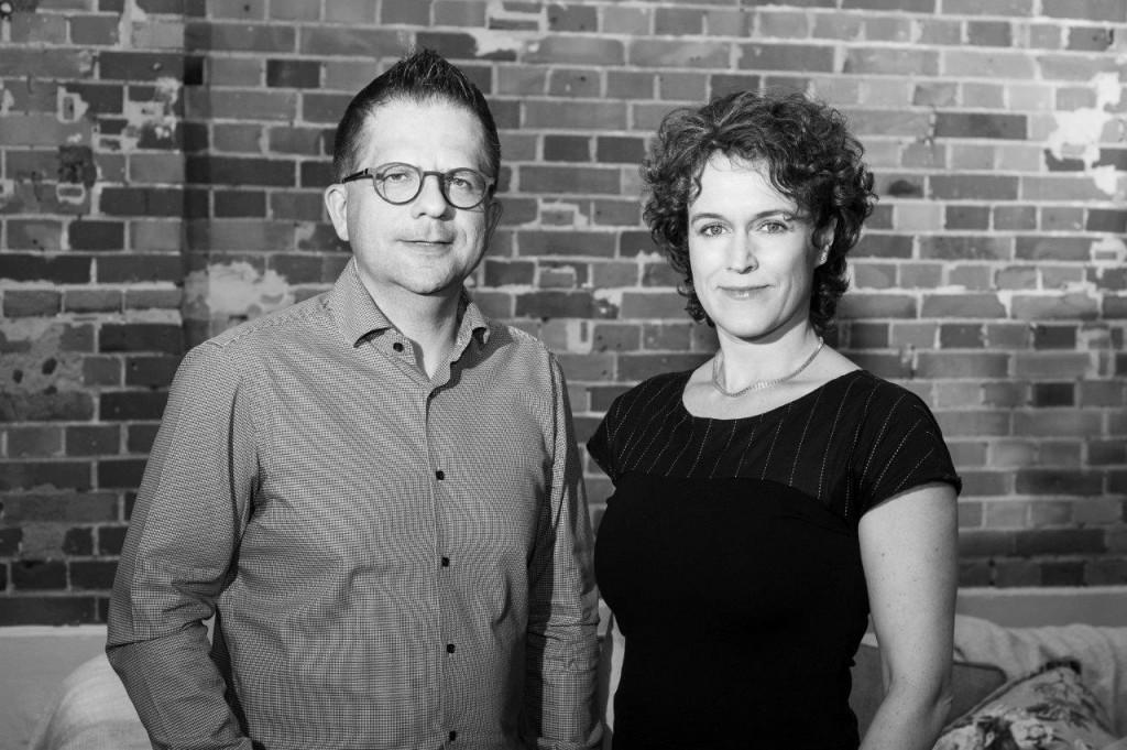 Harald Hofherr und Sarah Maier