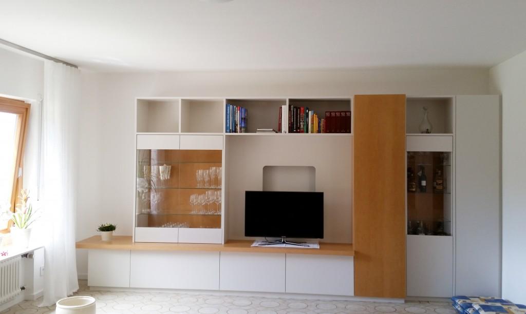 Schrankwand Fernsehmöbel