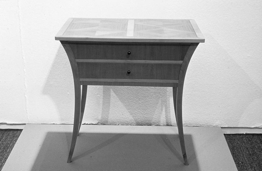 Schreibtisch Hermann Maier