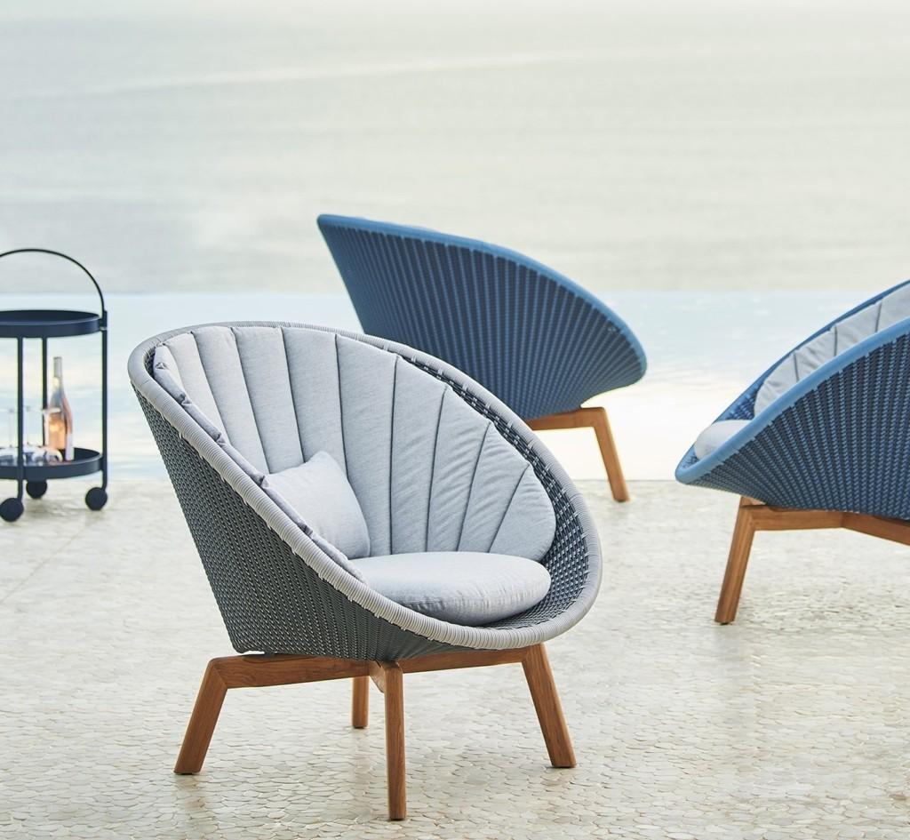 Schön Außergewöhnliche Sessel Foto Von Peacock Von Caneline, Ein Extrem Bequemer Sessel,
