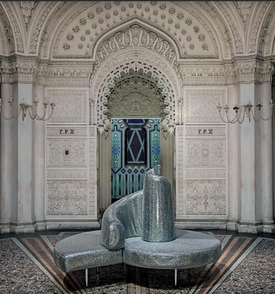 Castello Wohndesign: Innen:aussergewöhnlich